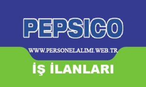 PepsiCo Personel Alımı