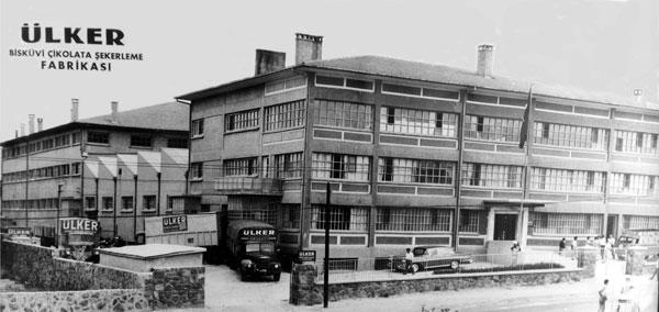 Ülker Fabrikası