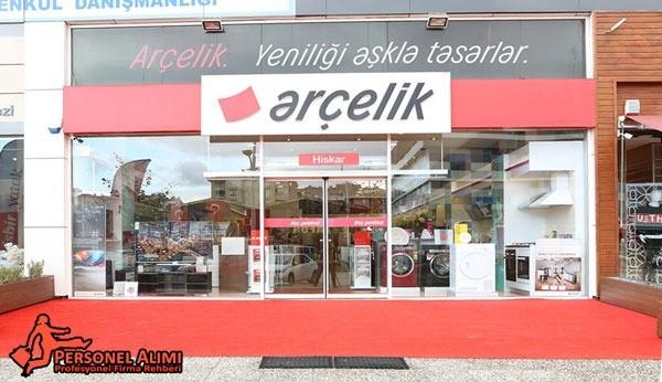 Arçelik iş ilanları - satış mağazası