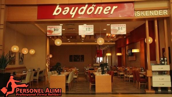 Baydöner Mağazası