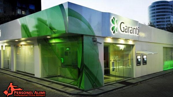 Garanti Bankasi iş ilanları
