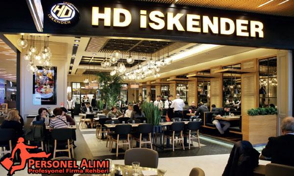 HD İskender iş ilanları