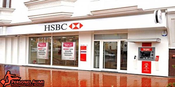 HSBC Bank İş başvurusu