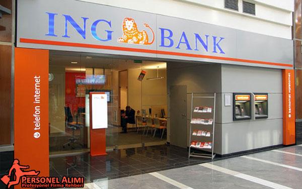 ing bank iş ilanları