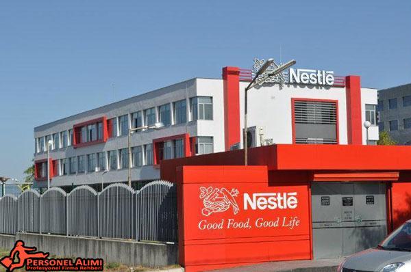 Nestle iş ilanları