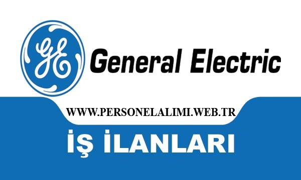 general electric iş ilanları