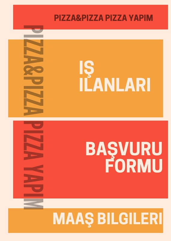Pizza Pizza Yapım Elemanı İş İlanları