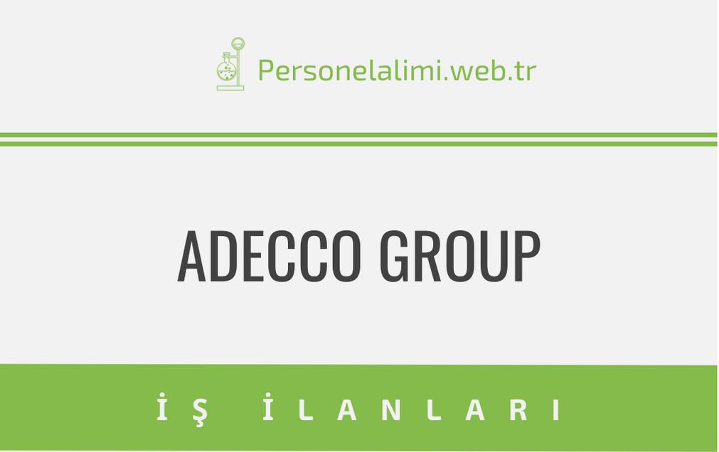 Adecco iş ilanları
