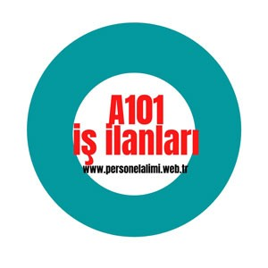 A101 İş İlanları Başvuru Formu