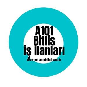 Bitlis A101 iş İlanları