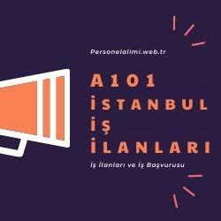 A101 İstanbul İş İlanları